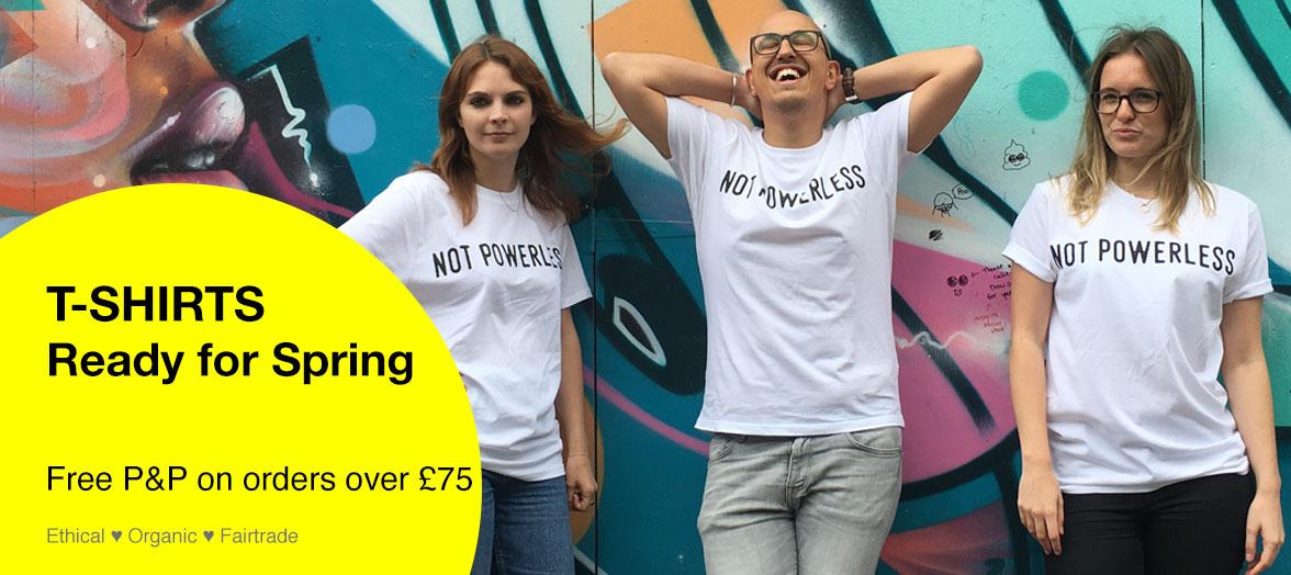 Amnesty T-shirts