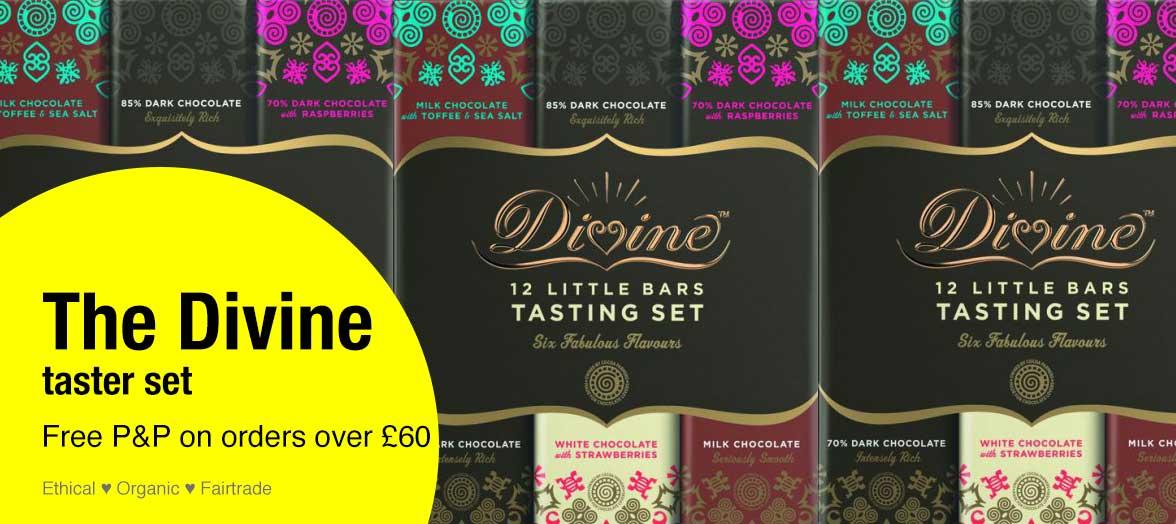 Divine Taster Set