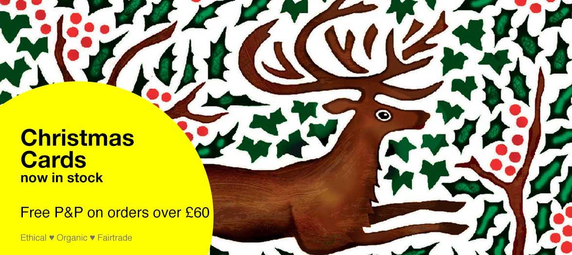 Amnesty Shop 2017 Christmas Cards
