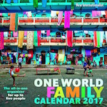 2017 One World Family Calendar