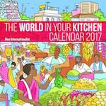 2017 World in Your Kitchen Calendar