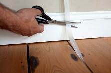 Eco Friendly Stopgap Floor Insulation