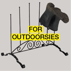 For Outdoorsies