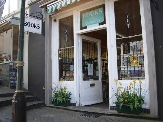 Malvern Amnesty Bookshop