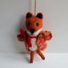 Mr Fox Hanging Decoration