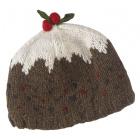 Christmas Pudding Hat (medium/large)