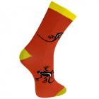 Gecko Bamboo Socks, size 7-11