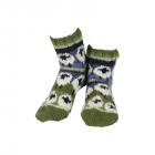 Flock of Sheep Sofa Socks (size 4-7)