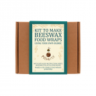 Make Your Own Beeswax Food Wraps Kit