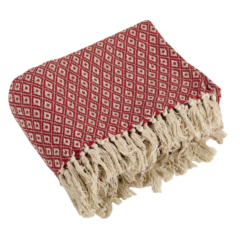 Recycled Cotton Throw